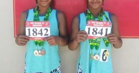 Local Girls Attract National Attention at AAU Olympics