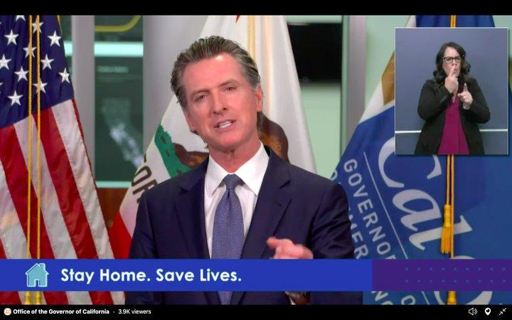 Newsom says reopening California will begin this week