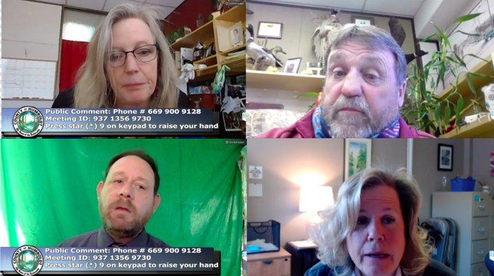 RENCONTRE SUR INTERNET Les superviseurs se disputent les détails du moratoire sur l'expulsion et conviennent de créer une agence des eaux souterraines pour le bassin de la rivière Eel | Avant-poste de Lost Coast