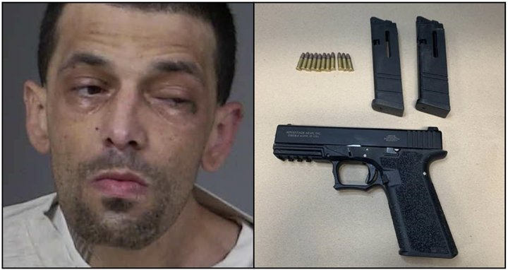 Armed Man Leads EPD On Foot Chase Before Being Tasered And