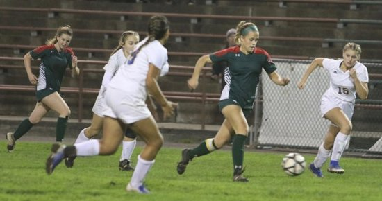 VIDEO — No Stopping Barres, Carroll in NCS Opener