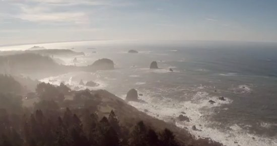 Humboldt Quadcopter Sessions: Fly Houda Point! (VIDEO