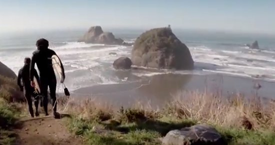 Humboldt Quadcopter Sessions: Moonstone Beach (VIDEO