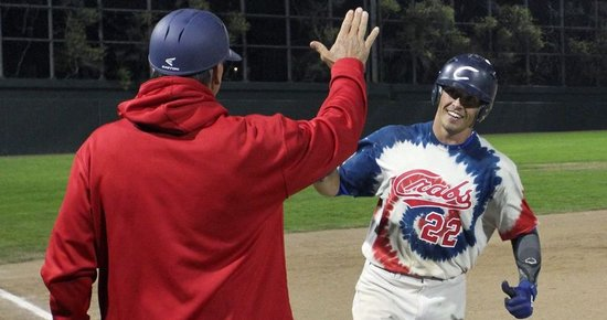 Former Humboldt Crabs Outfielder Signs Contract With Cincinnati Reds