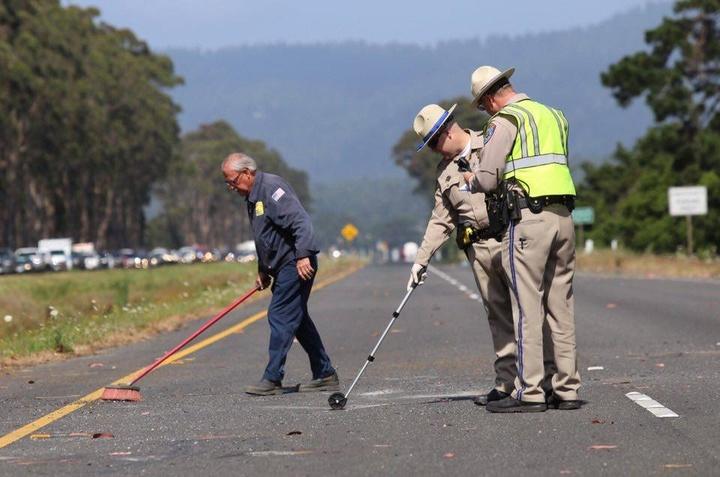 UPDATE) HIGHWAY SHUT: Rollover Crash in Safety Corridor