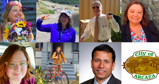 Who Will Be the Next Arcata City Councilmember? Better Know the Seven Applicants Who Will be Grilled During Wednesday's Public Forum