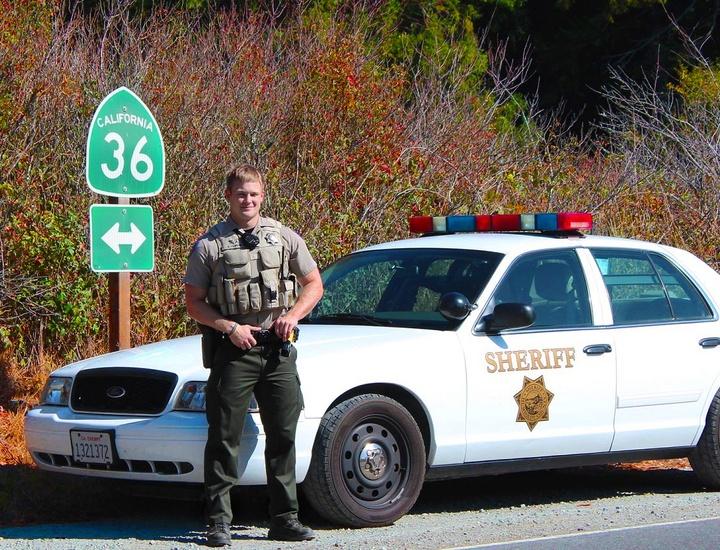 Hey Bridgeville Welcome Deputy Ben Filippini Your New