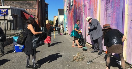 Second 'Eureka Street Art Festival' to Focus on Sixth and Seventh Street Corridors, Organizers Say