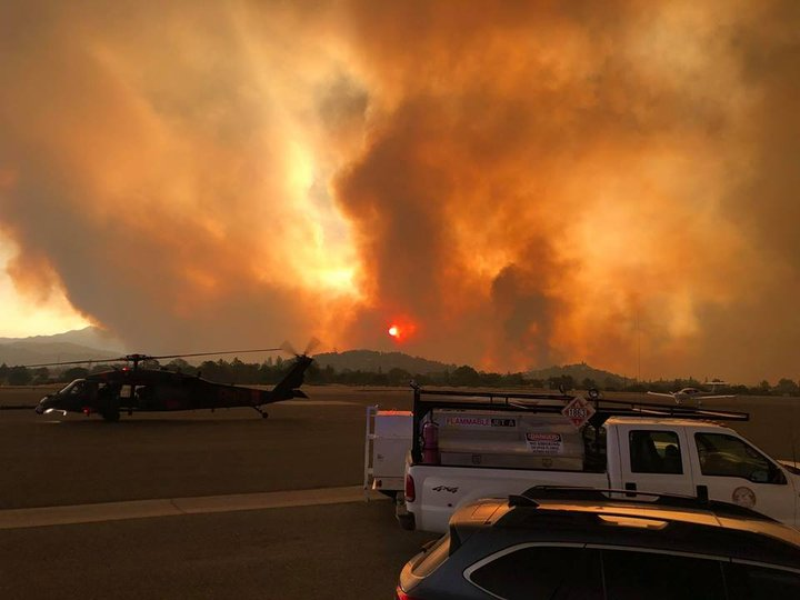 More than 1000 homes destroyed in Northern CA blaze