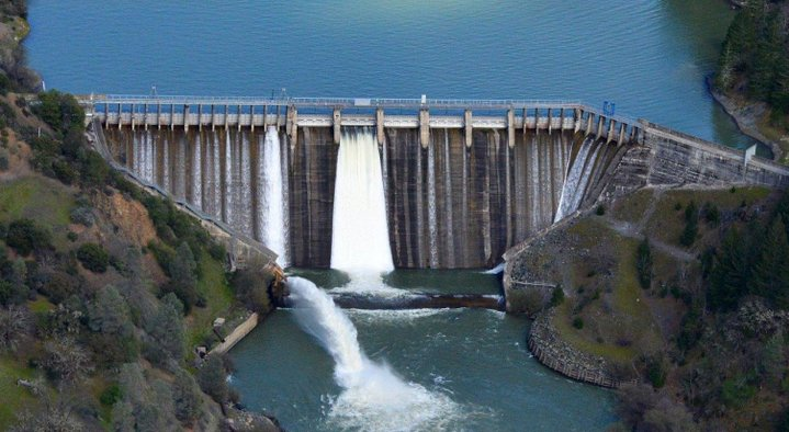 Lost Electric Key >> PG&E Tells Regional Commission It's Thinking About Selling or Abandoning Potter Valley Dams ...