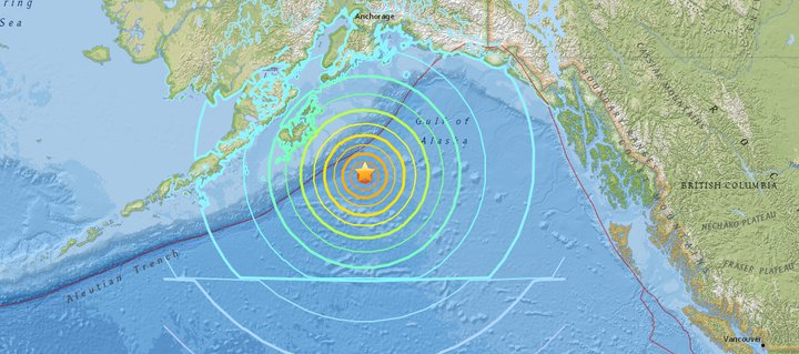 massive earthquake strikes off alaska no tsunami threat to humboldt county west coast