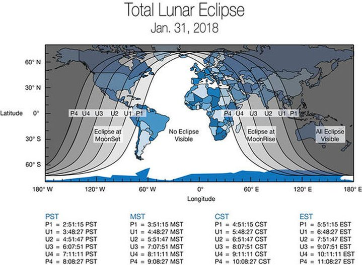 What you need to know about the 'lunar trifecta'