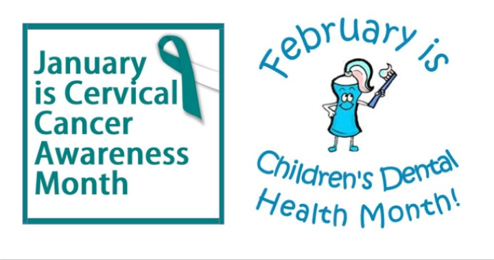 As Cervical Health Awareness Month Gives Way To National Childrens Dental