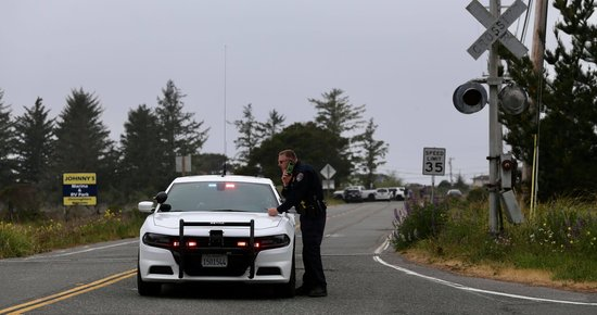 (UPDATING) King Salmon Closed to Traffic as SWAT Team Deploys to Take Domestic Violence Suspect Into Custody
