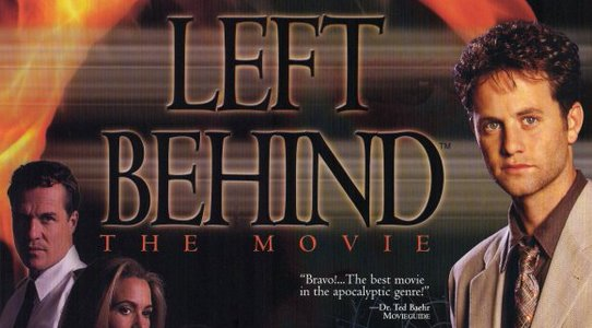 "Cloud Ten to Celebrate 20th Anniversary of ""Left Behind"" Films With Release of Special Trilogy Edition"