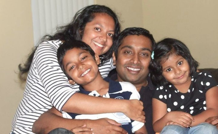 Rescuers searching for missing Indian family find body
