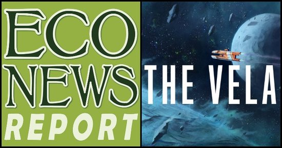 THE ECONEWS REPORT: Local Hugo-Award Winning Author Becky Chambers Talks About Her Worlds and This One