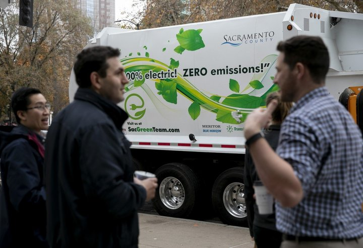 Ballard applauds landmark zero emission trucks regulation in California