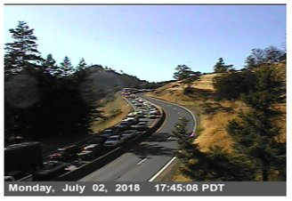 Highway 101 Closed South of Willits After Freeway Incident Leaves at