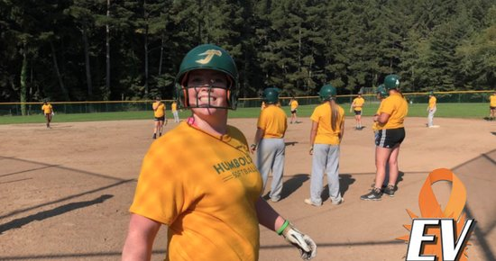 HSU Softball Player Dies After Second Battle With Cancer in Two Years