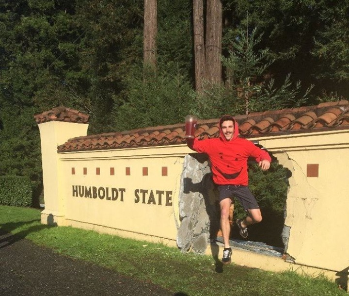 26 Viral News Stories That Would Break The Internet: Check Out The Humboldt State Entrance Sign's Latest