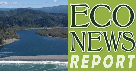 THE ECONEWS REPORT: The Klamath River is a Person, My Friend