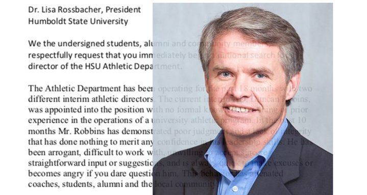 Hsu Boosters Question Interim Athletic Director S Judgement