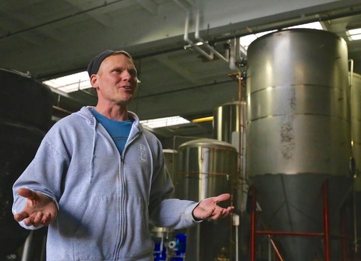 breweries near eureka ca