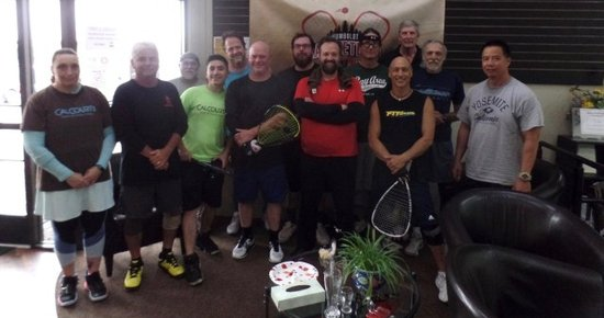 Humboldt Racquetball League Begins Play at Cal Courts