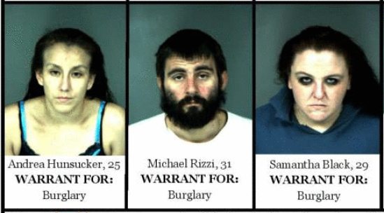 ... Police 'Most Wanted' Poster   Lost Coast Outpost   Humboldt County