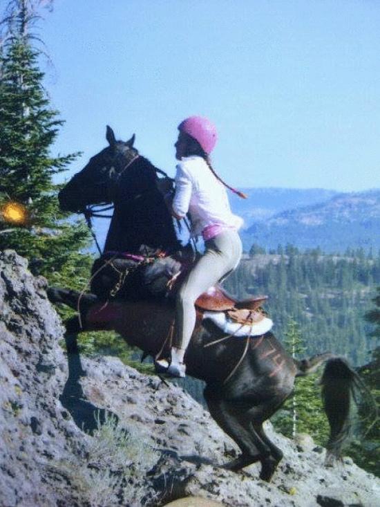 Humboldt Woman Rides S...