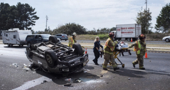 Fatal Car Accident California Yesterday