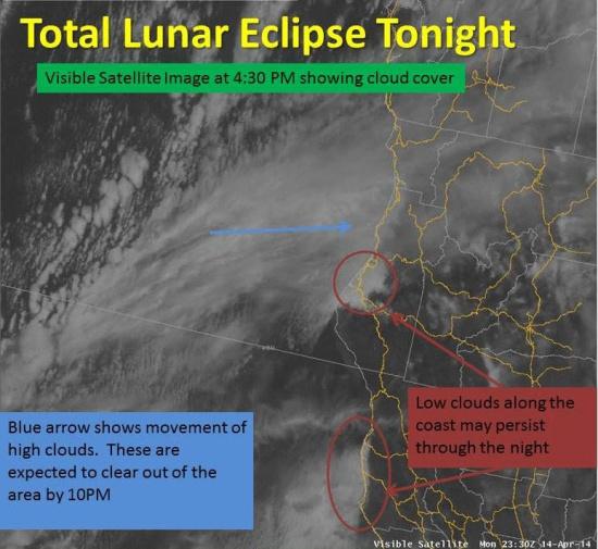 red moon tonight east coast - photo #27