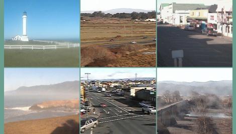 So Many Local Webcams