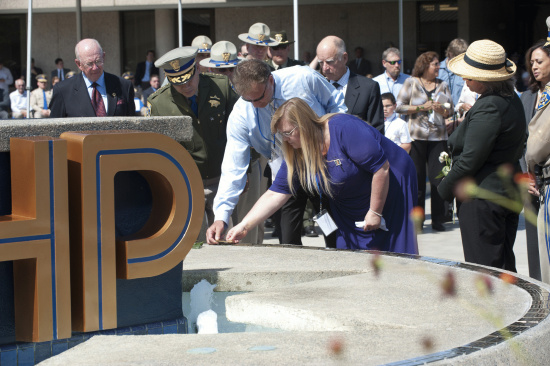 Memorials for CHP Officer Thomas Adams of Fortuna | Lost