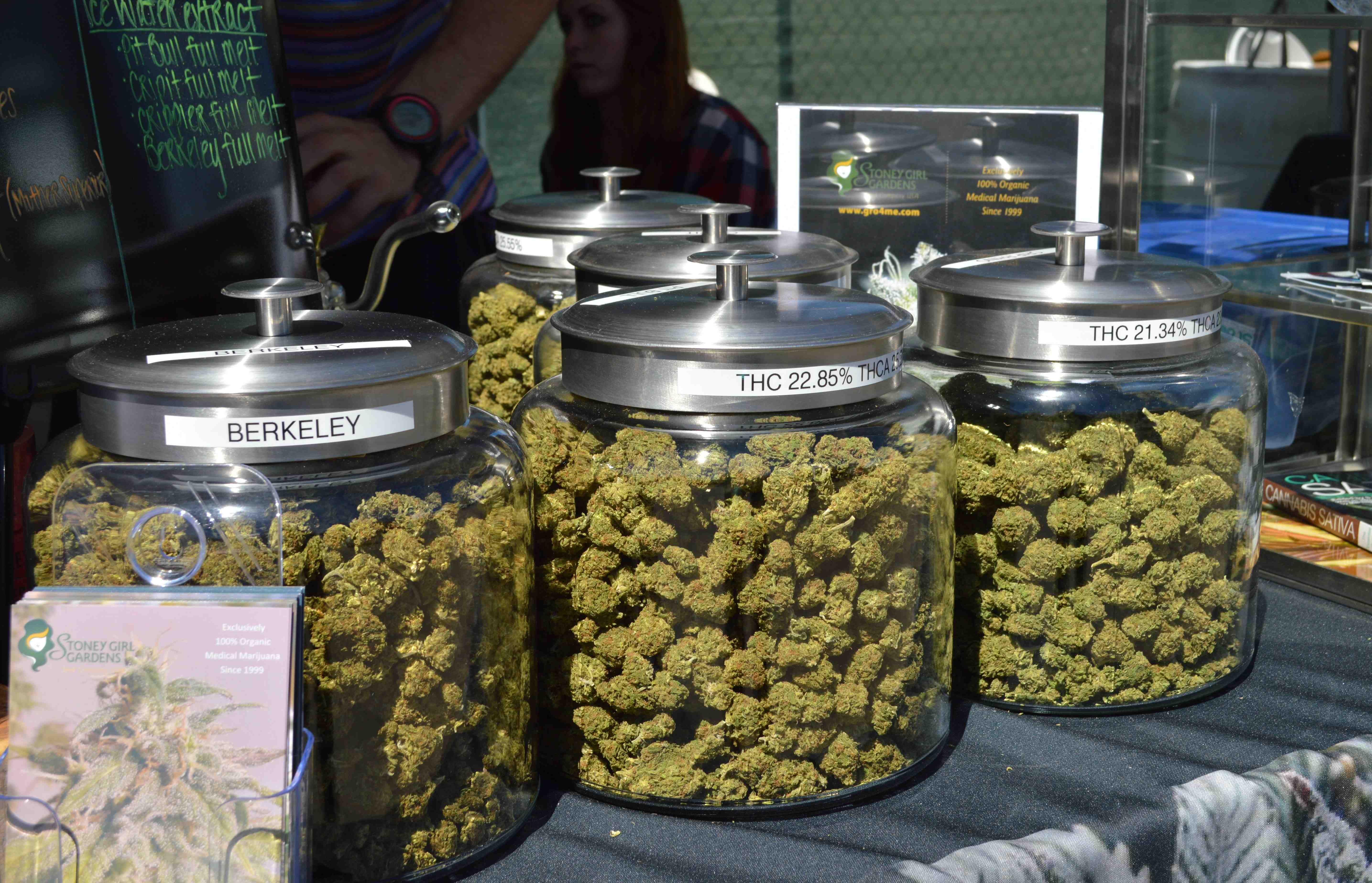 LoCO On the Pot SF High Times Cannabis Cup Dab Frenzy