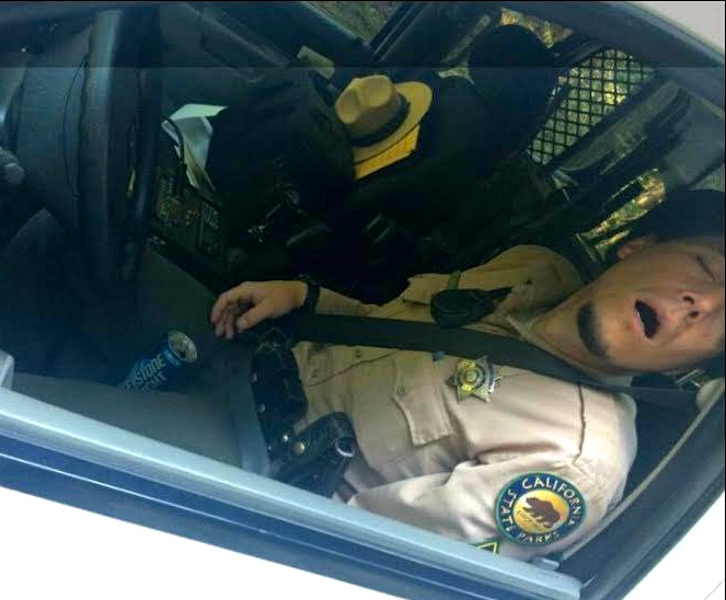 State Park Ranger Found Unconscious In Patrol Car With