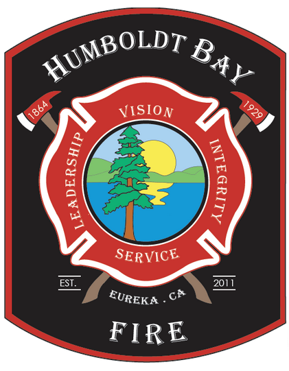 ... Two Aboard Capsized Today, Coast Guard and Humboldt Bay Fire Deployed