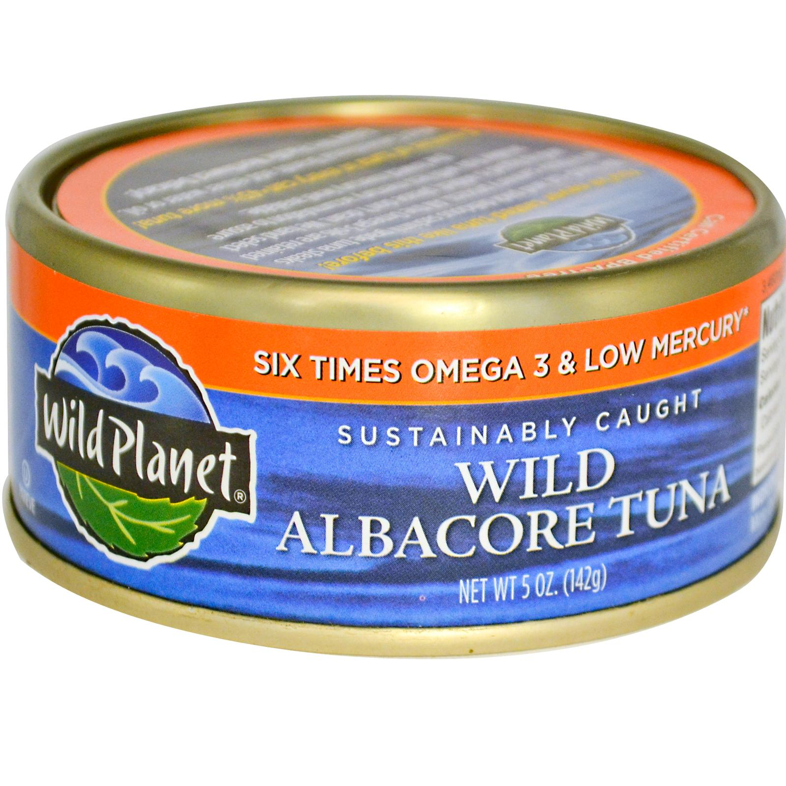 Mckinleyville based company ranks first on greenpeace for Tuna fish brands