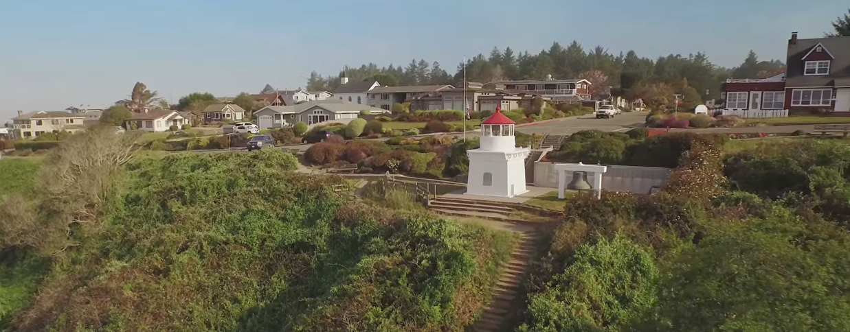 Humboldt Quadcopter Sessions: Trinidad State Beach (VIDEO