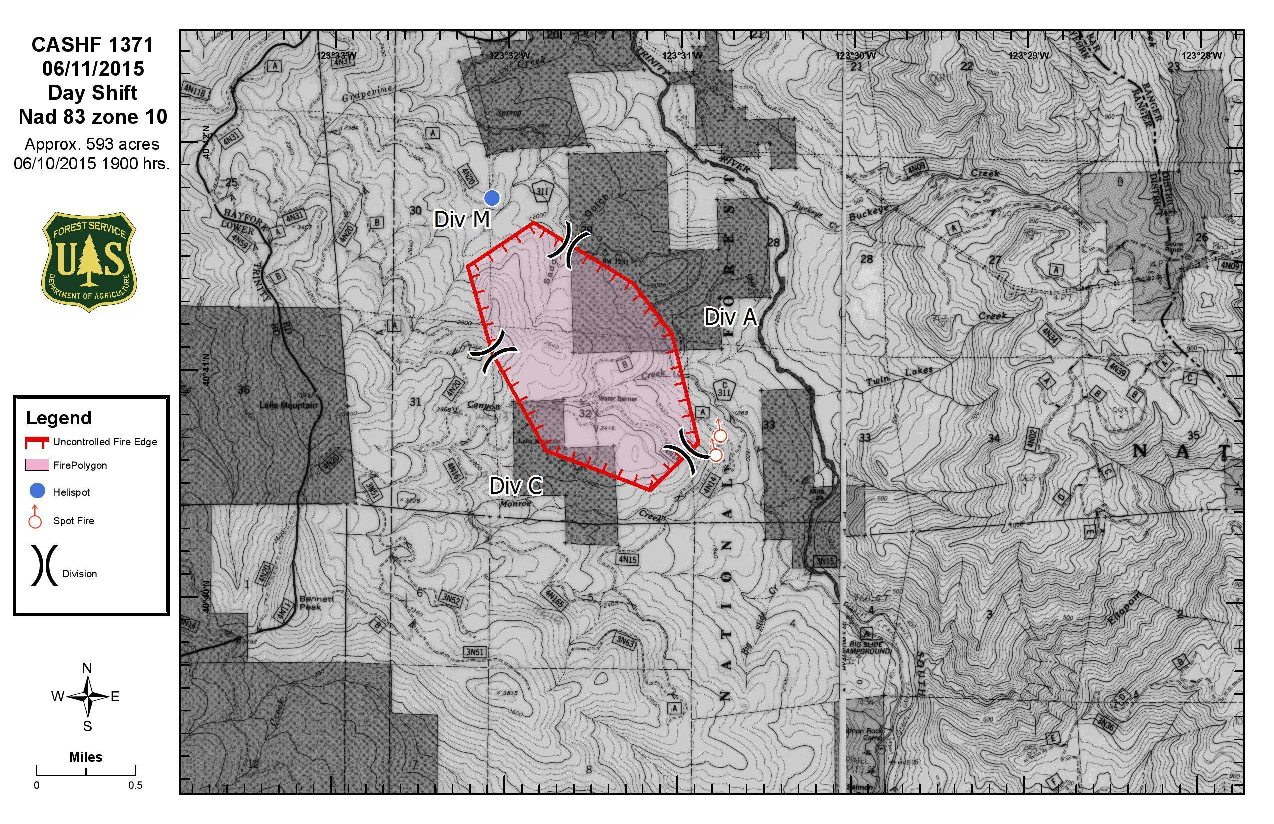 Evening Wildfire Round Up Bald Fire Fully Contained Saddle Fire