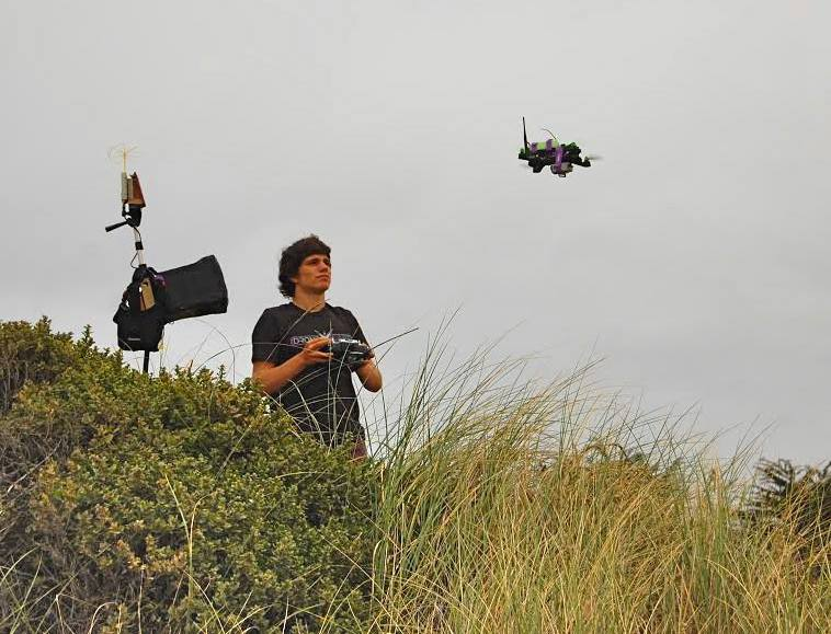 Westhaven's Teen Drone Whiz Places Big at International Meet