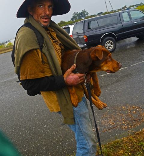 Dog Boarding Humboldt County