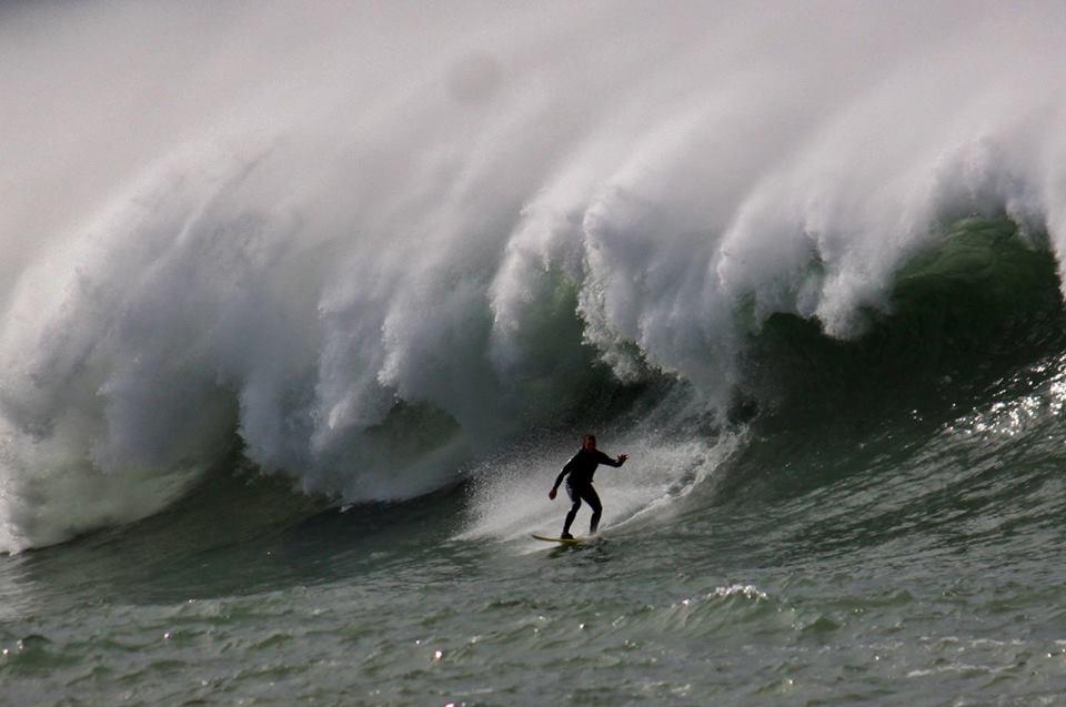 photos alaskan storms cause big surf along the humboldt