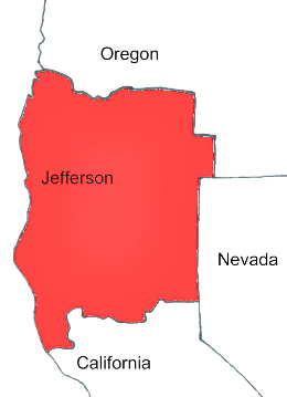 Want Your State Of Jefferson Redding Is Down Lost Coast