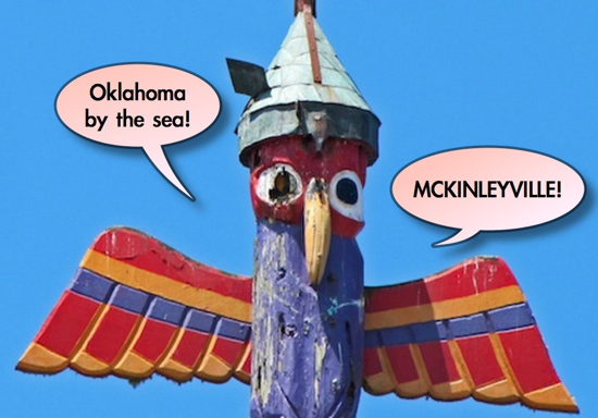 From Supervisor Sundberg to civilians, some McKinleyvillians would ...