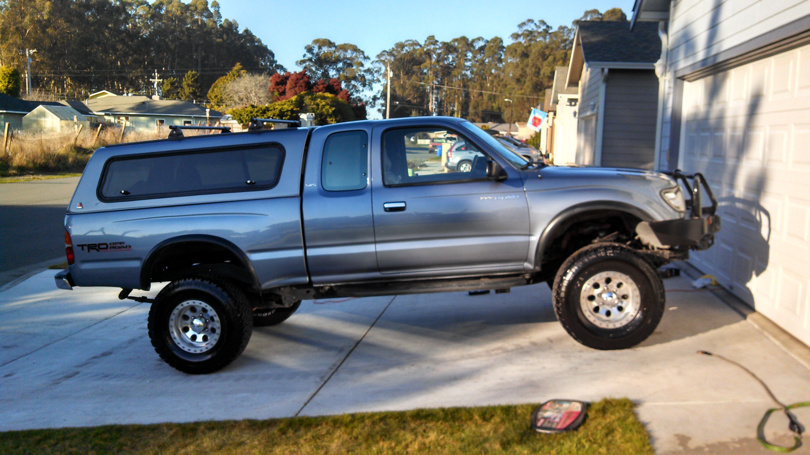 Be On the Lookout Toyota Tacoma Containing Firearms Jewelry etc. Taken in u0027Brazenu0027 Burglary [UPDATE With Sheriffu0027s Press Release] & Be On the Lookout: Toyota Tacoma Containing Firearms Jewelry etc ...