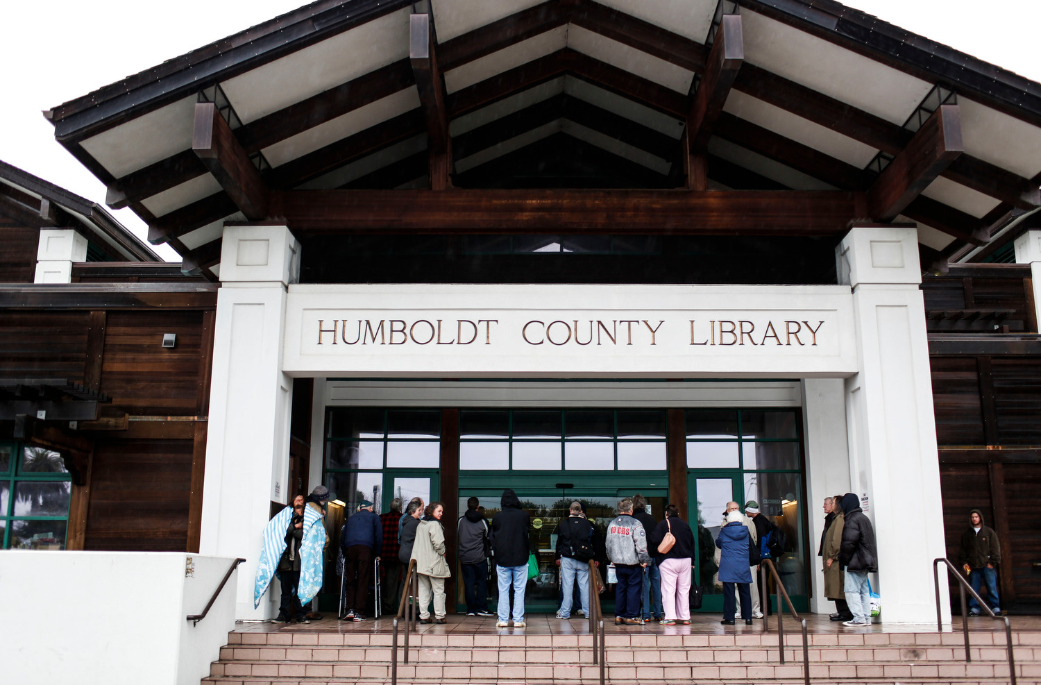 Image result for humboldt county library