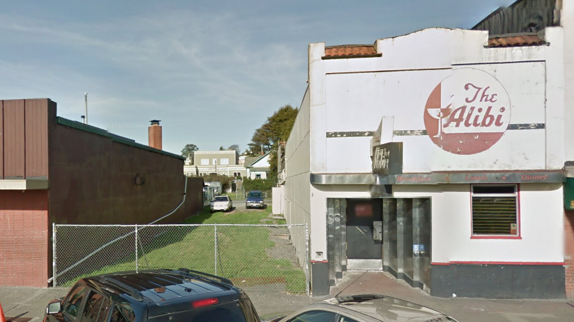 The Alibi Has Been Cleared To Fill in The Arcata Plaza's Big, Dumb