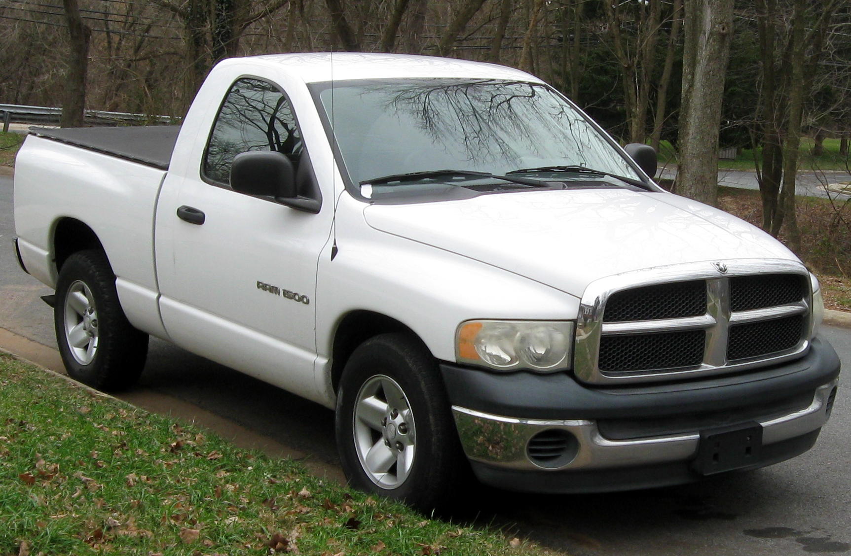 be on the lookout stolen white 2002 dodge pu with nevada plates found - White Dodge Truck 2005